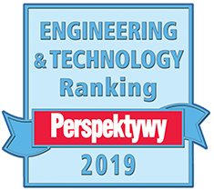 Engineering & Technology Ranking Perspektywy 2019